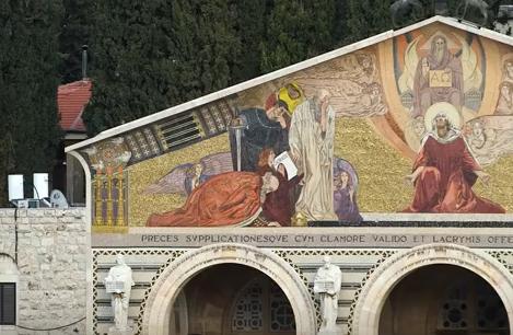 VIDEO: Walking in the footsteps of Jesus in Jerusalem